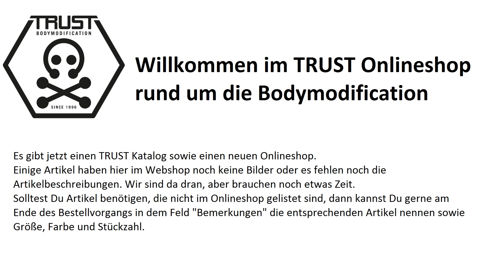 ACHTUNG: