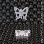 SH Mini Silicon Butterfly 15.89 x 15.24 x 2.54mm (5/8 x...