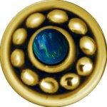 Int. Gold Stahl Aufsatz 27 -  für 1.2mm...