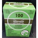 Rasierer VE100 Wilkinson 2 Klingen mit Schutzkappe -...