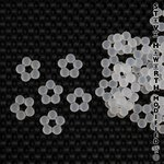 SH Silicon Genital Love Bead 6.35 x 15.89mm (1/4 x 5/8inch)