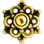 Int. Gold Stahl Aufsatz 34 -  für 1.2mm...
