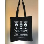 Shut Up Trust Bag - black