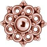 Int. Rosegold Steel Att. 34L -  for 1.2mm...