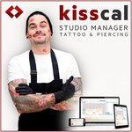 Kiss Solution - KissCal Tattoo/Piercing Studio Manager