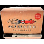 Squidster Piercing 50er Box - Killer Pinsel + schwarz...