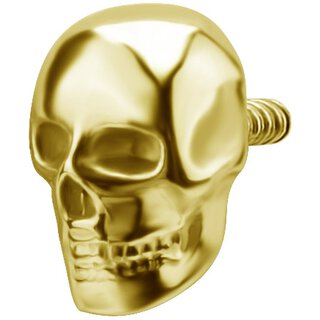 18K Gold Internal Attachm. #07 für 1.2 mm Internal Schmuck