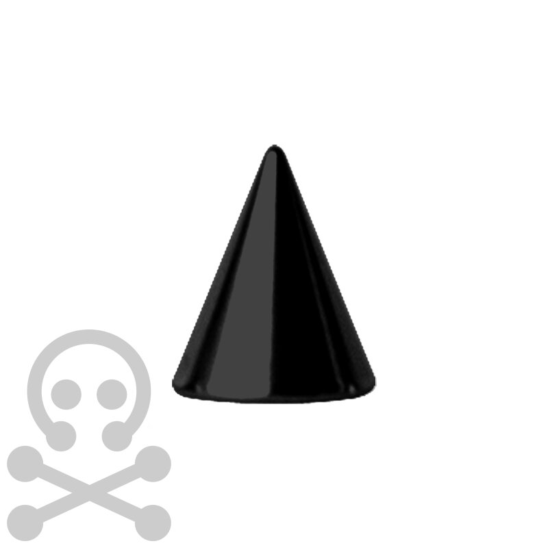 Black Steel Cone 1.6mm